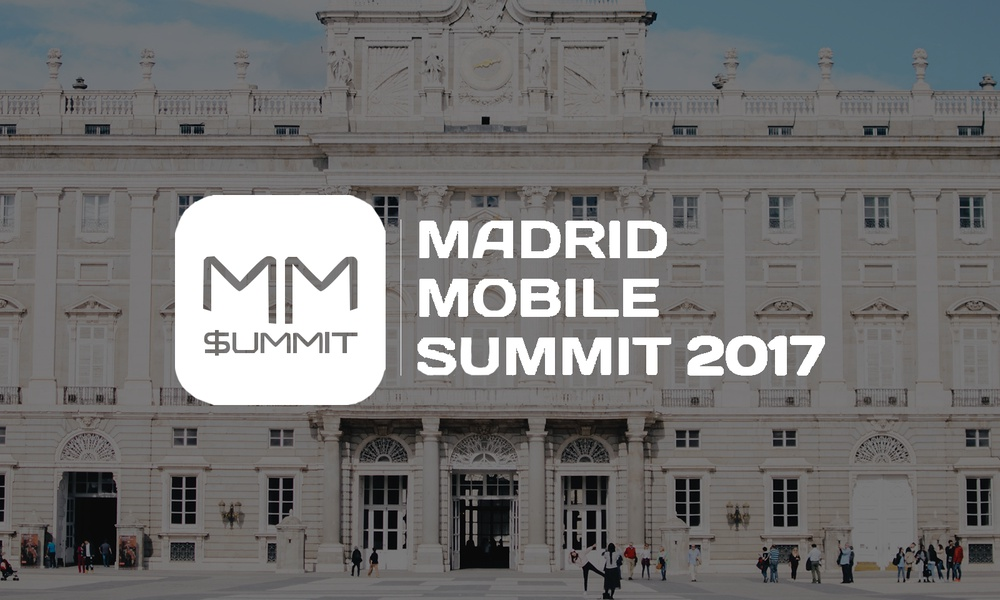 Want to know more about Mobile Monetization? Let's go to Madrid